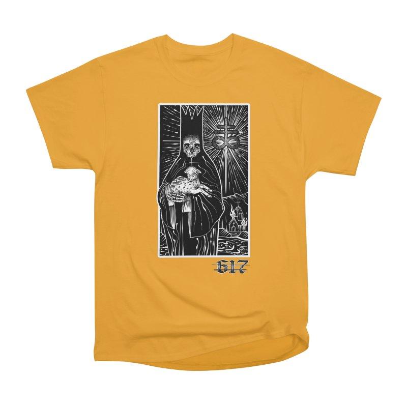 Tarot Women's Heavyweight Unisex T-Shirt by Studio 617's Artist Shop