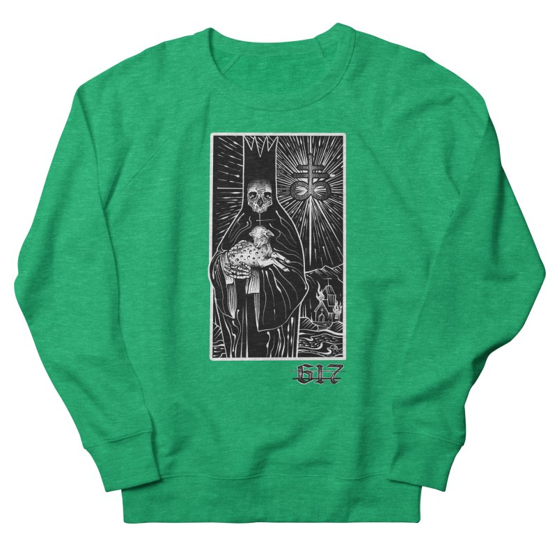Dark Shepherd Women's Sweatshirt by Studio 617 Tattoos