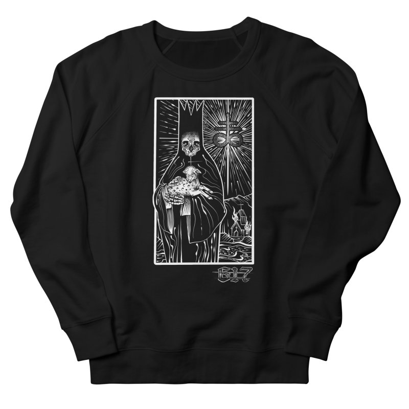 Tarot Men's French Terry Sweatshirt by Studio 617's Artist Shop