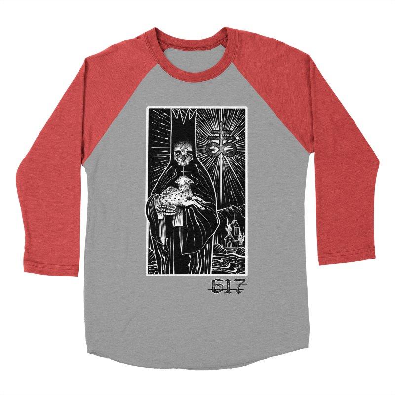 Tarot Women's Baseball Triblend Longsleeve T-Shirt by Studio 617's Artist Shop