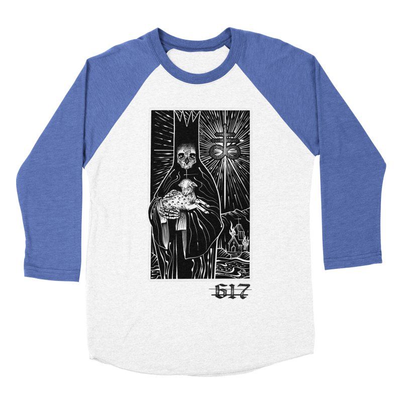 Tarot Men's Baseball Triblend Longsleeve T-Shirt by Studio 617's Artist Shop