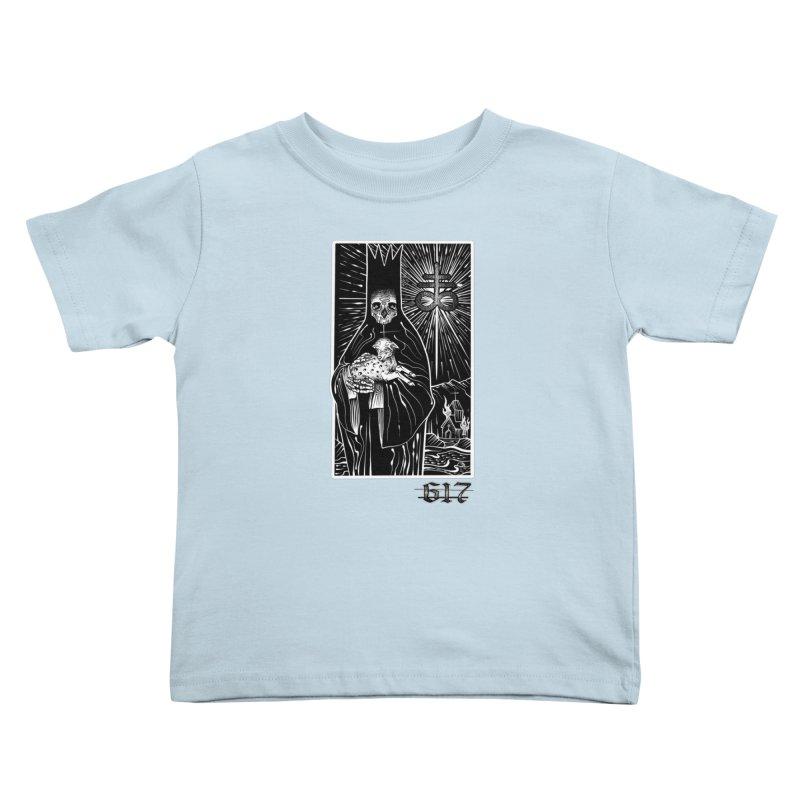 Tarot Kids Toddler T-Shirt by Studio 617's Artist Shop