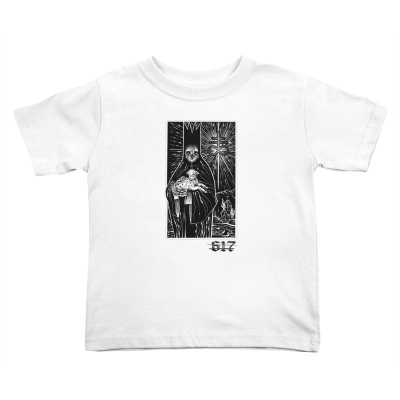 Tarot Kids Toddler T-Shirt by Studio 617's Artist Shop
