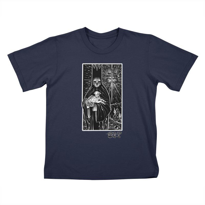 Dark Shepherd Kids T-Shirt by Studio 617 Tattoos