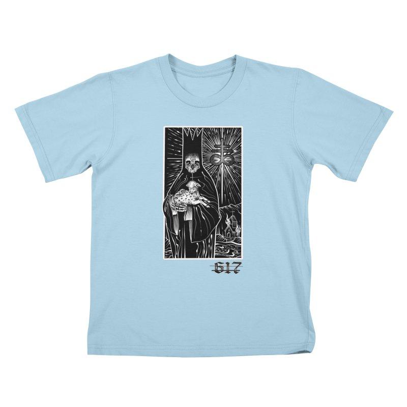 Tarot Kids T-Shirt by Studio 617's Artist Shop