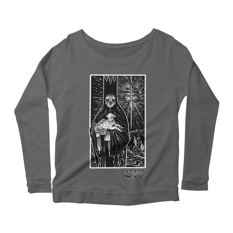 Dark Shepherd Women's Longsleeve T-Shirt by Studio 617 Tattoos