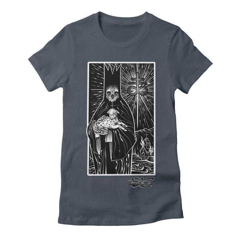 Tarot Women's T-Shirt by Studio 617's Artist Shop
