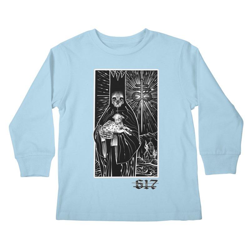 Tarot Kids Longsleeve T-Shirt by Studio 617's Artist Shop