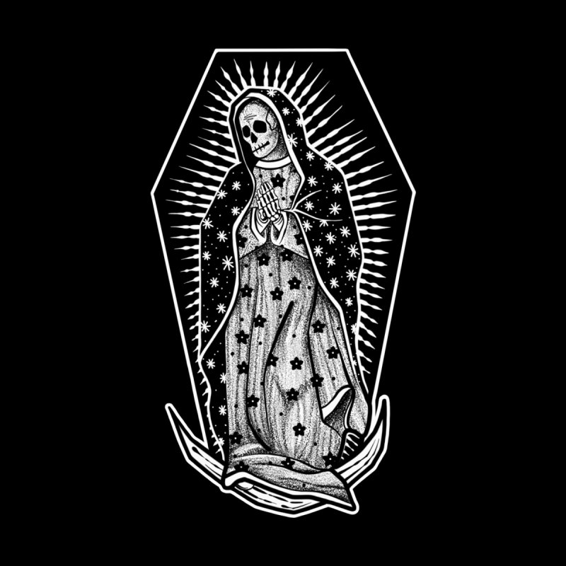Our Lady Men's T-Shirt by Studio 617's Artist Shop
