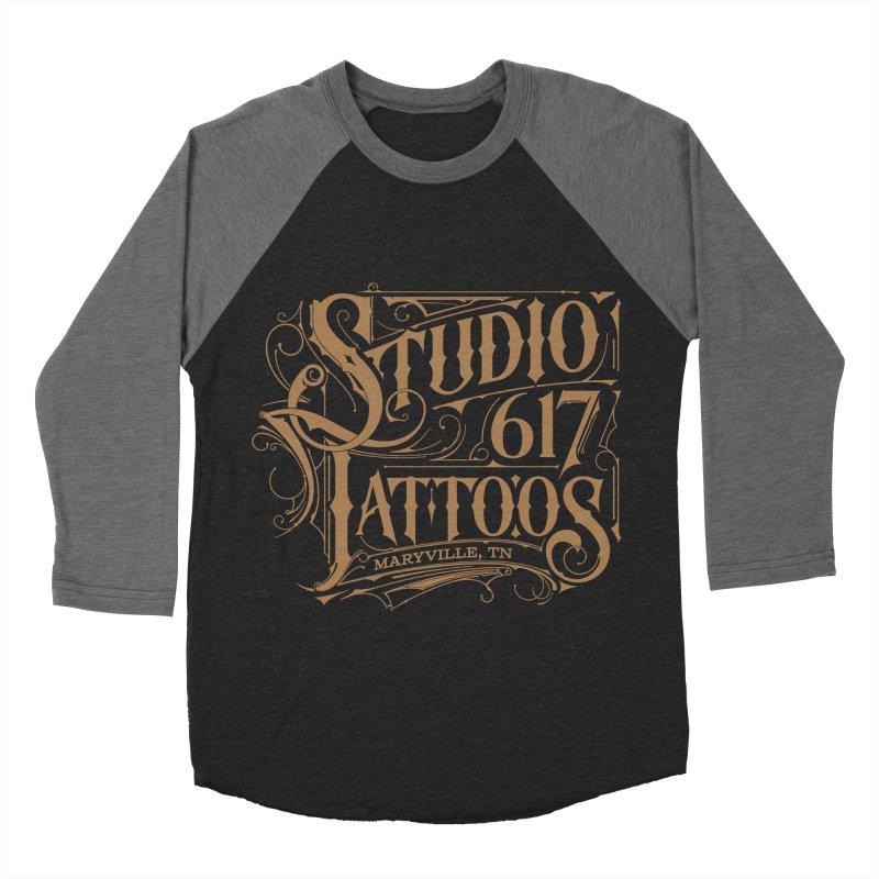NEW Logo T Women's Baseball Triblend Longsleeve T-Shirt by Studio 617's Artist Shop