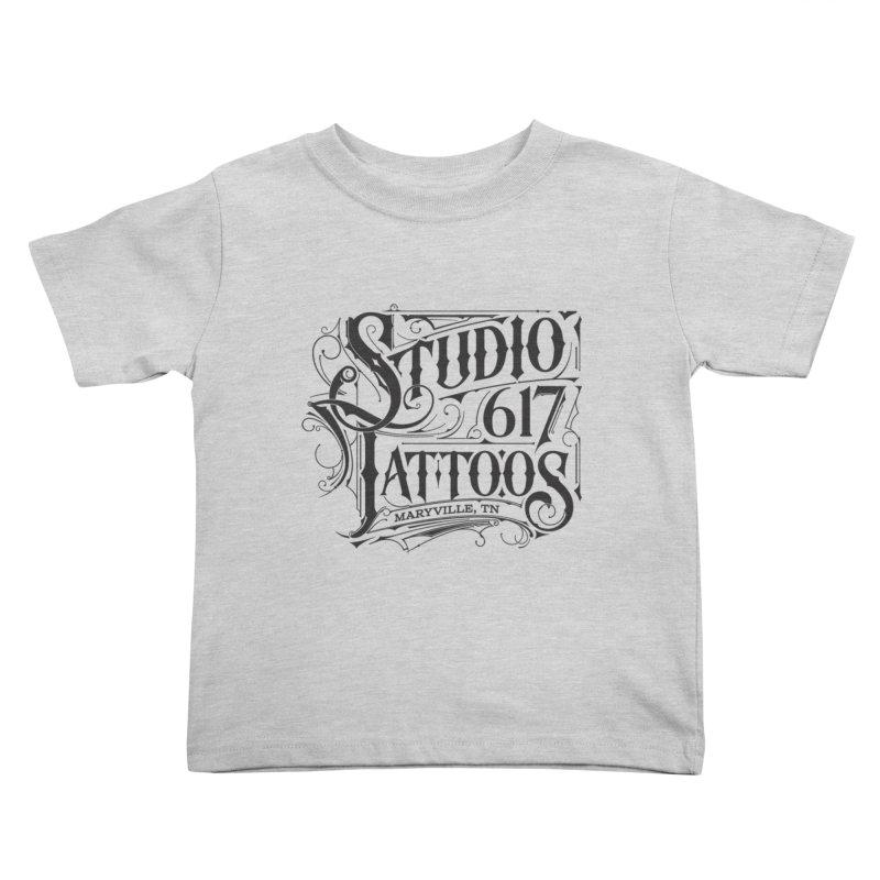 NEW Logo T Kids Toddler T-Shirt by Studio 617's Artist Shop