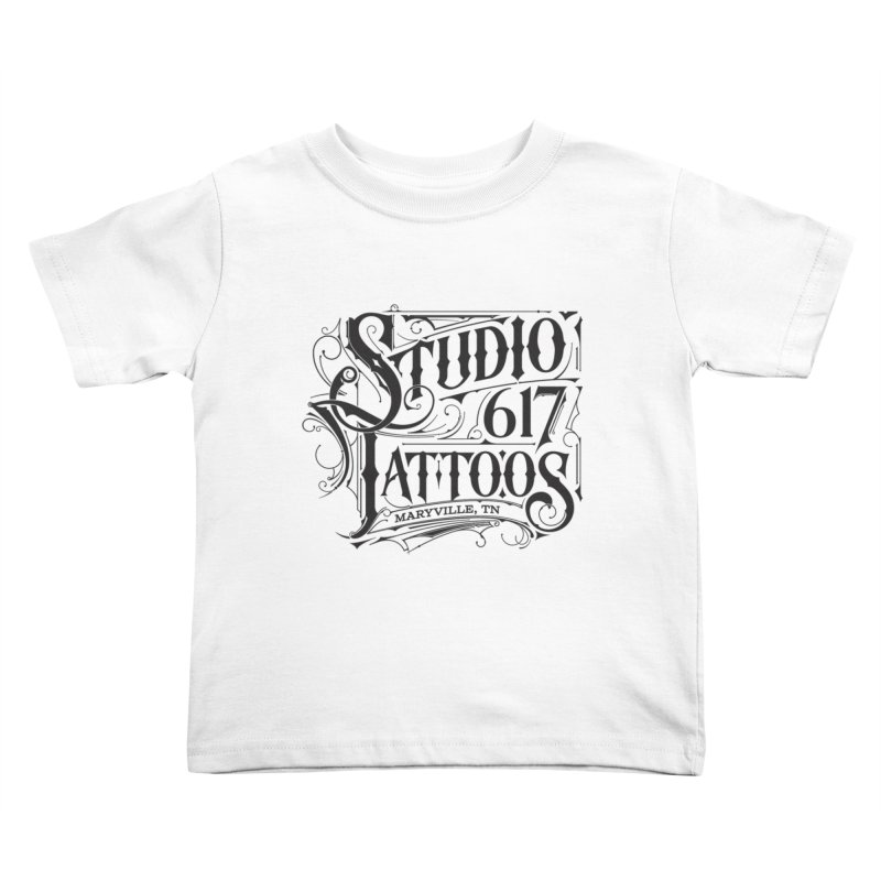 NEW Logo T Kids Toddler T-Shirt by Studio 617's Artist Shop