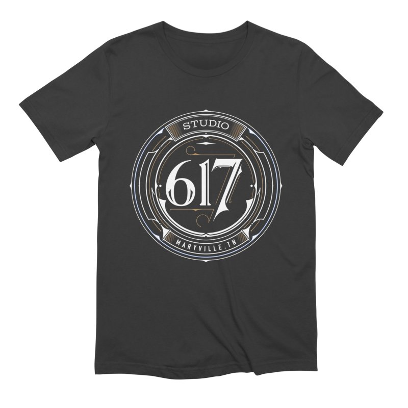 Seal of Approval Men's T-Shirt by Studio 617's Artist Shop