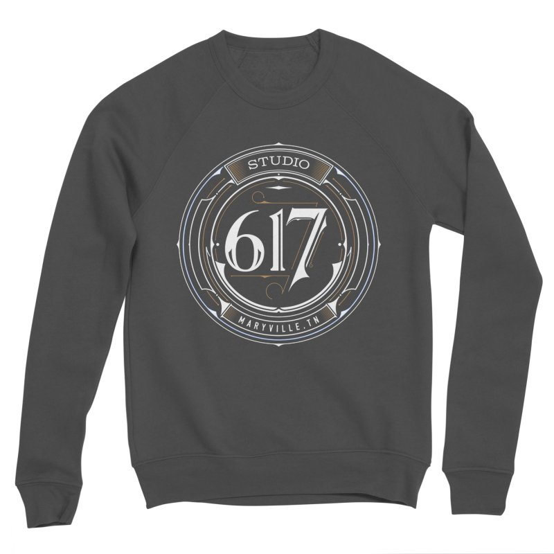 Seal of Approval Men's Sponge Fleece Sweatshirt by Studio 617's Artist Shop