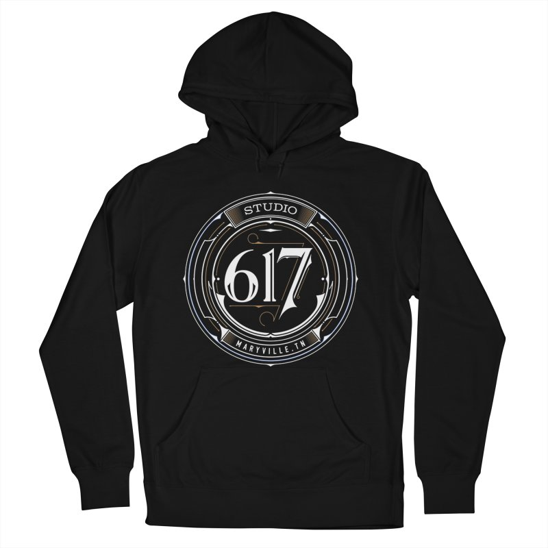 Seal of Approval Men's French Terry Pullover Hoody by Studio 617's Artist Shop