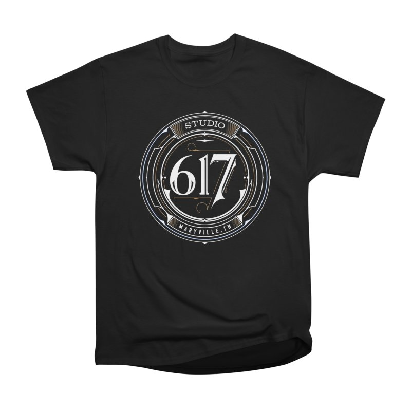 Seal of Approval Men's Heavyweight T-Shirt by Studio 617's Artist Shop