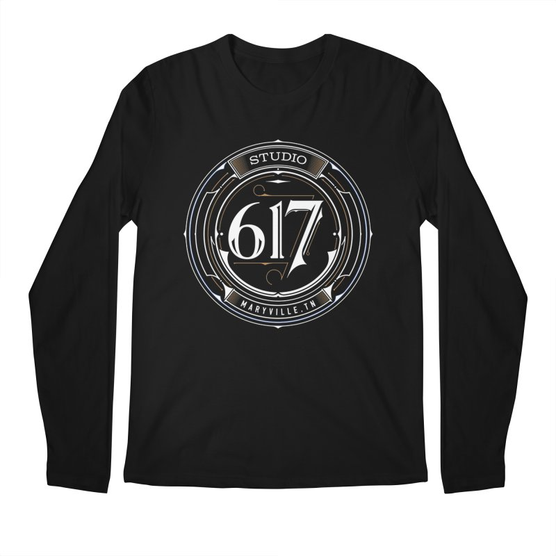 Seal of Approval Men's Longsleeve T-Shirt by Studio 617's Artist Shop