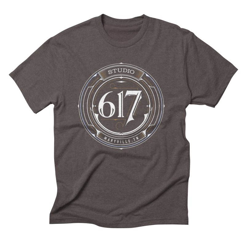 Seal of Approval Men's Triblend T-Shirt by Studio 617's Artist Shop