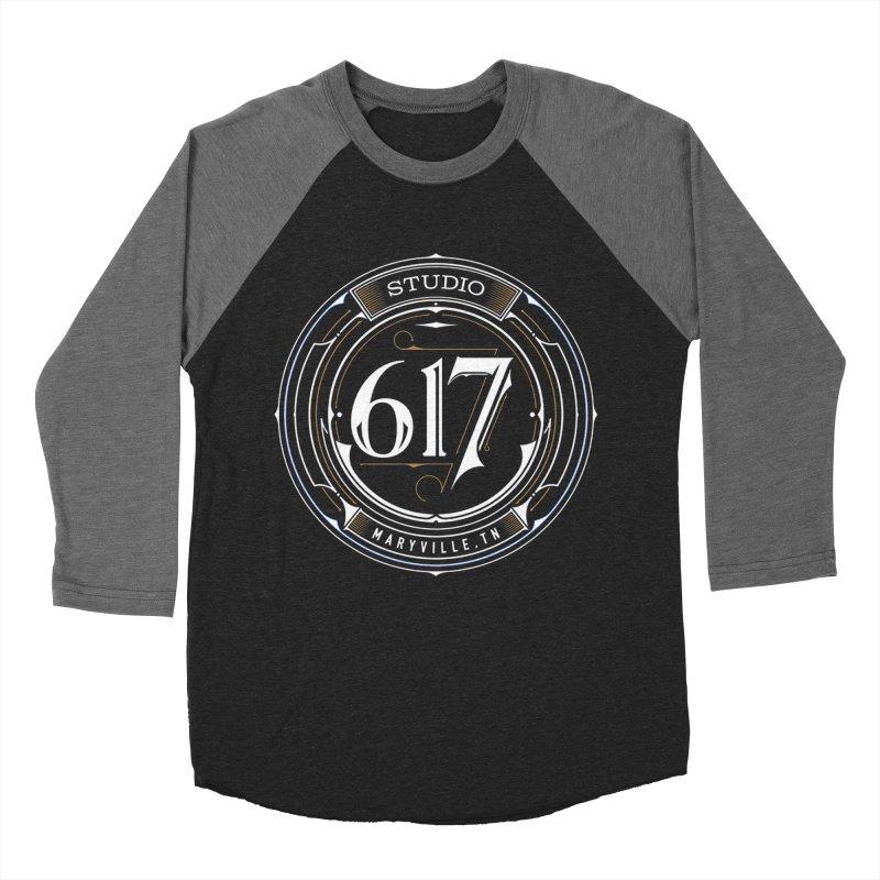Seal of Approval Men's Baseball Triblend Longsleeve T-Shirt by Studio 617's Artist Shop