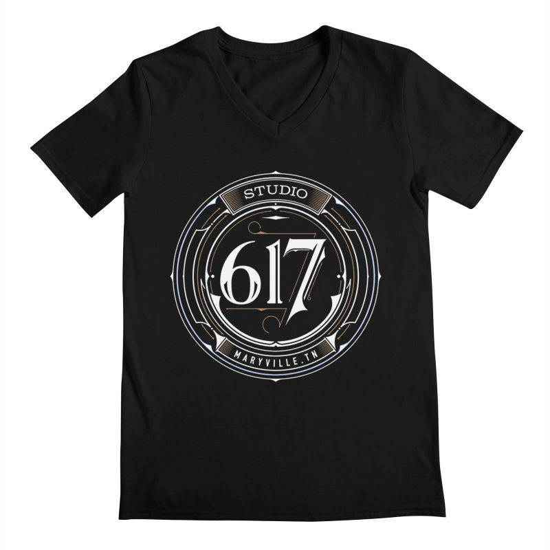 Seal of Approval Men's Regular V-Neck by Studio 617's Artist Shop