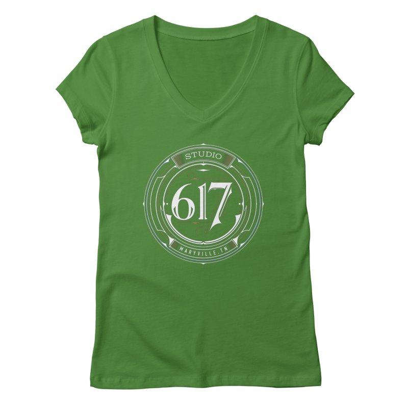 Seal of Approval Women's Regular V-Neck by Studio 617's Artist Shop