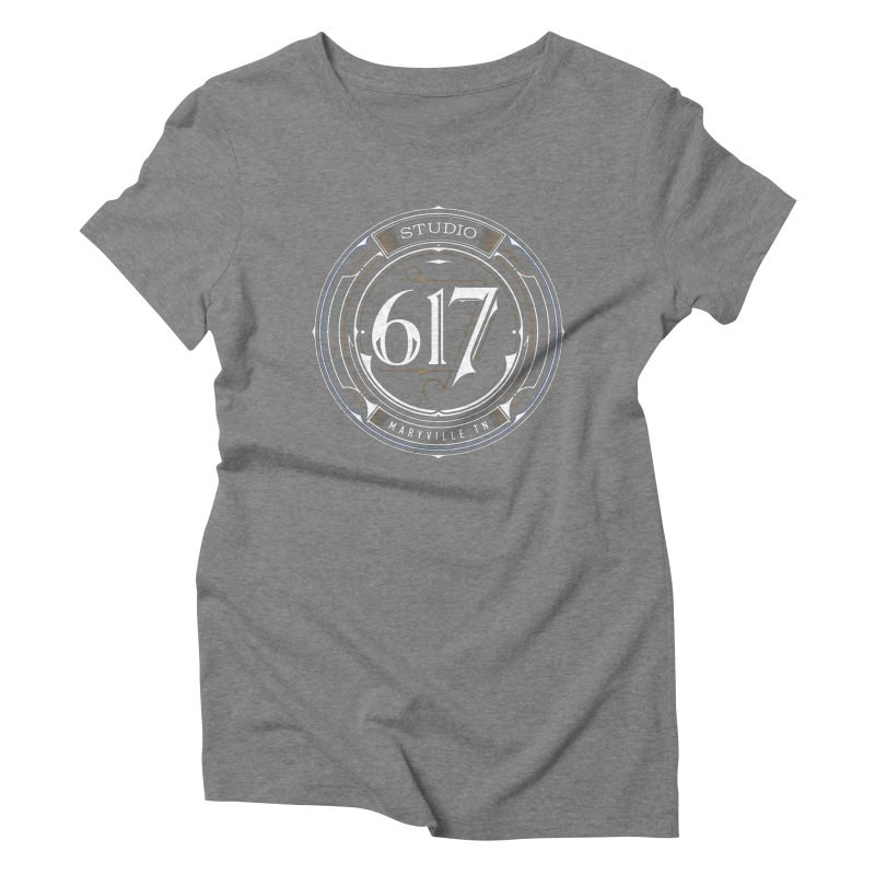 Seal of Approval Women's Triblend T-Shirt by Studio 617's Artist Shop