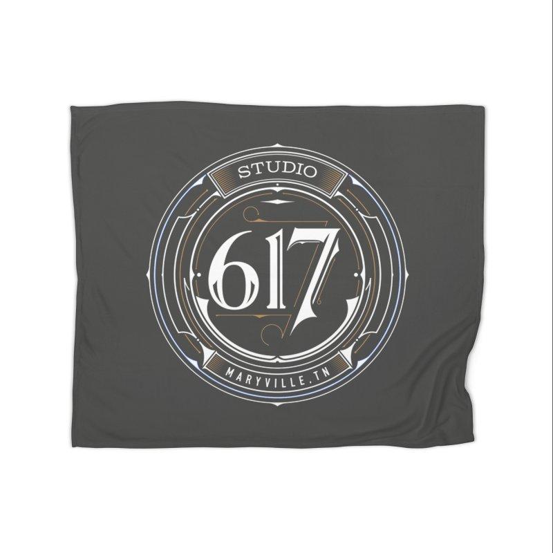 Seal of Approval Home Fleece Blanket Blanket by Studio 617's Artist Shop