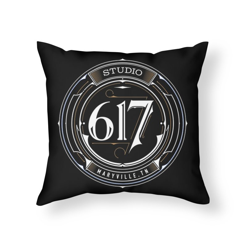 Seal of Approval Home Throw Pillow by Studio 617 Tattoos