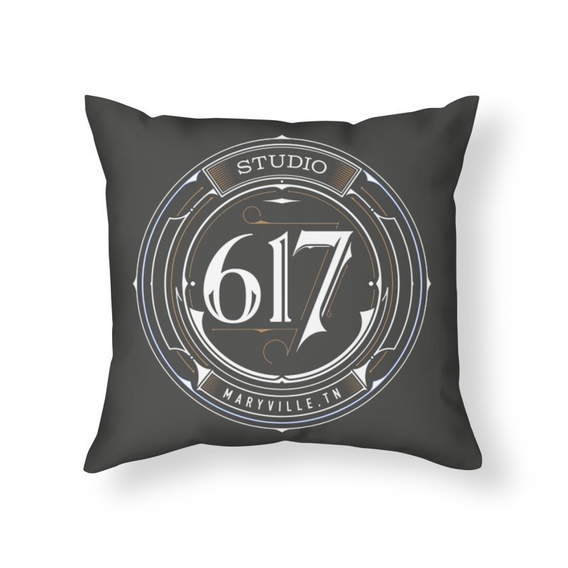 Seal of Approval Home Throw Pillow by Studio 617's Artist Shop