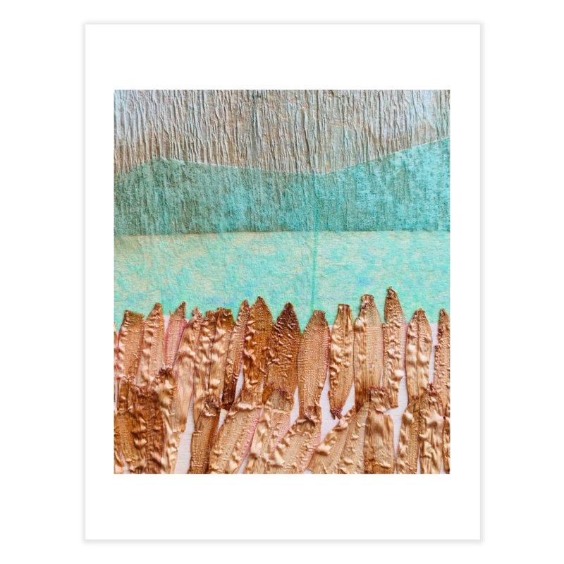 Plateau Home Fine Art Print by Studio Art 101's Art Shop