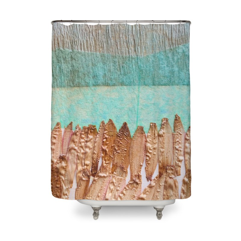 Plateau Home Shower Curtain by Studio Art 101's Art Shop