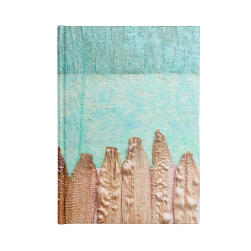 Plateau Accessories Lined Journal Notebook by Studio Art 101's Art Shop