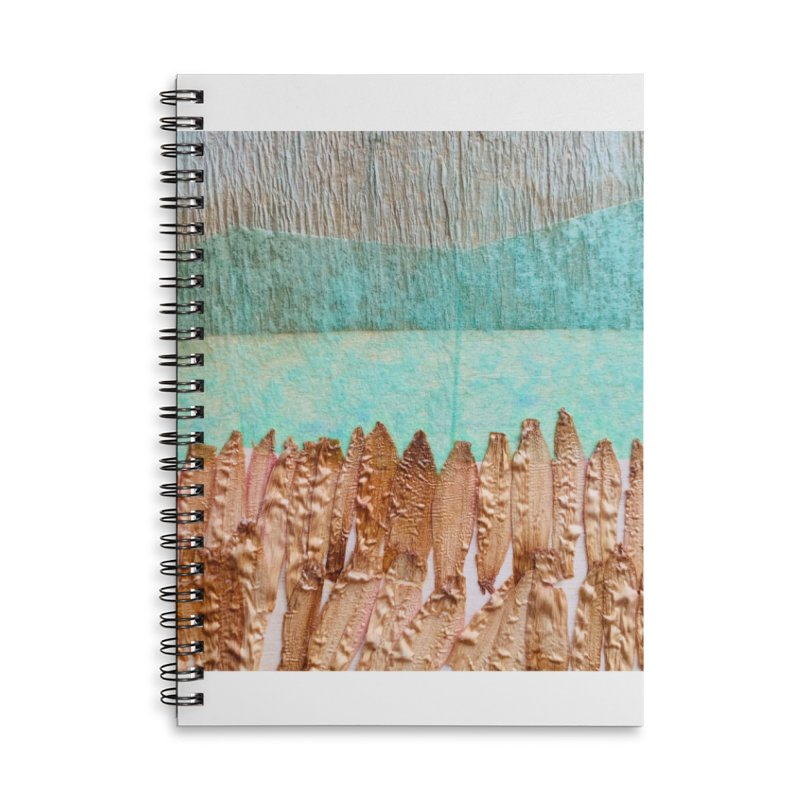 Plateau Accessories Lined Spiral Notebook by Studio Art 101's Art Shop