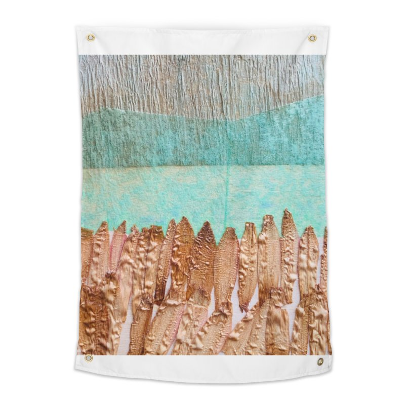 Plateau Home Tapestry by Studio Art 101's Art Shop