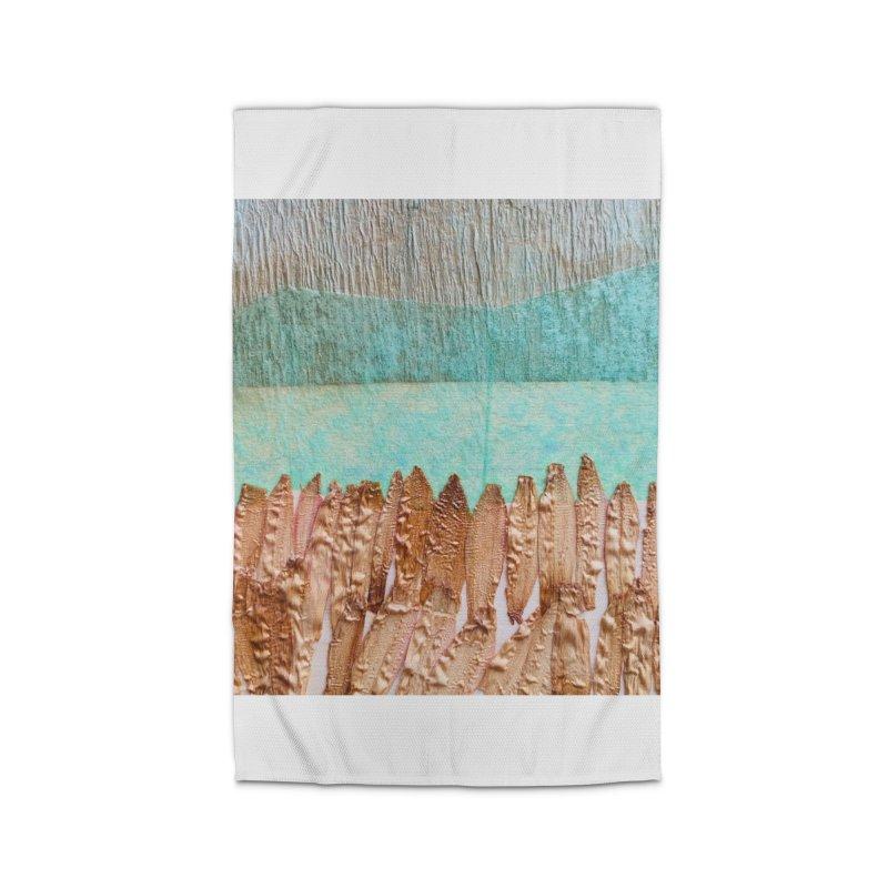 Plateau Home Rug by Studio Art 101's Art Shop