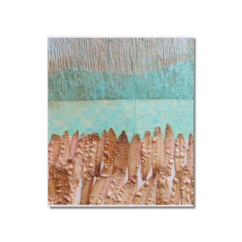 Plateau Home Mounted Acrylic Print by Studio Art 101's Art Shop