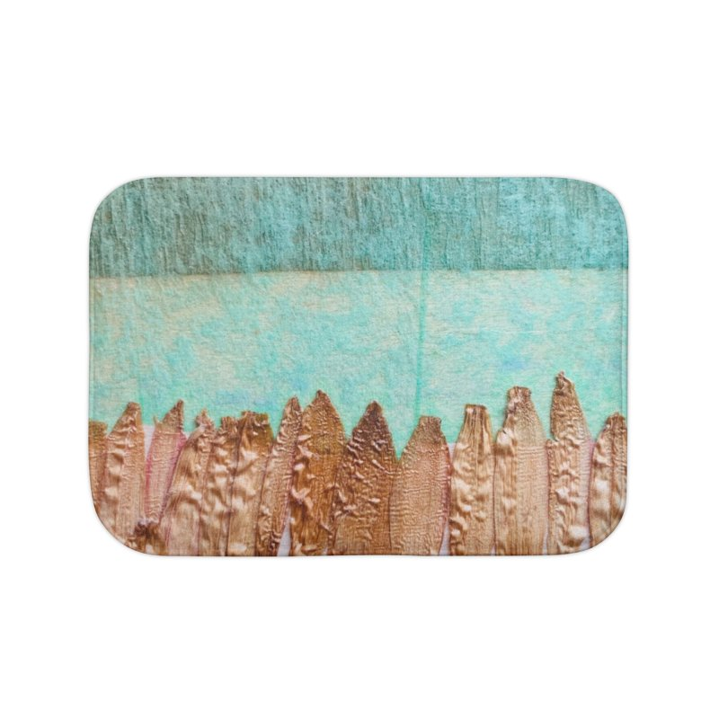 Plateau Home Bath Mat by Studio Art 101's Art Shop
