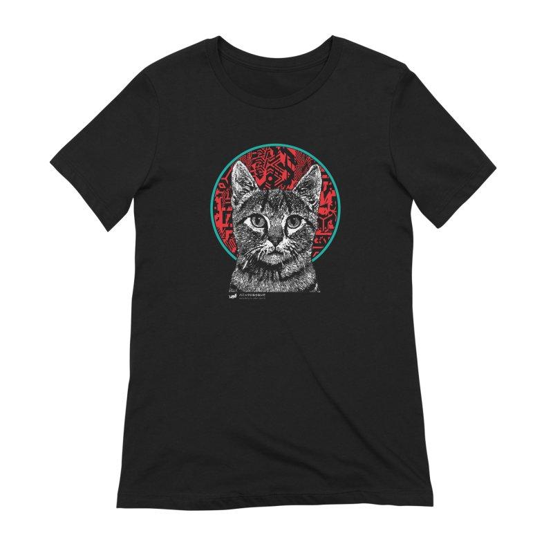 Hypno Women's Extra Soft T-Shirt by StudioDaboo's Artist Shop