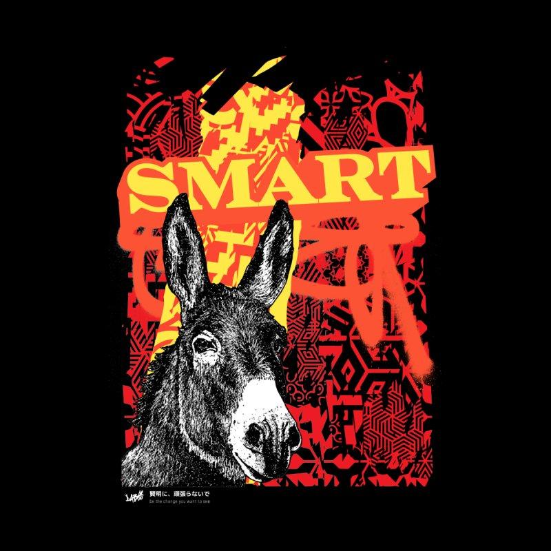 Smart Men's T-Shirt by StudioDaboo's Artist Shop