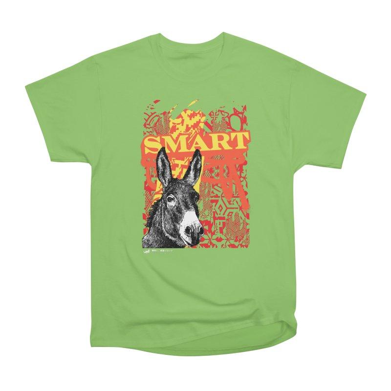 Smart Men's Heavyweight T-Shirt by StudioDaboo's Artist Shop