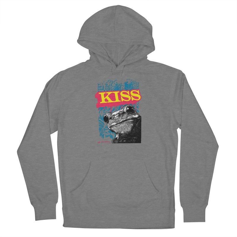 Kiss Women's Pullover Hoody by StudioDaboo's Artist Shop