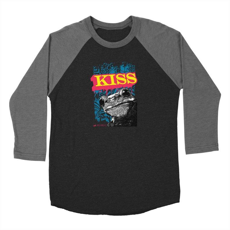 Kiss Women's Longsleeve T-Shirt by StudioDaboo's Artist Shop