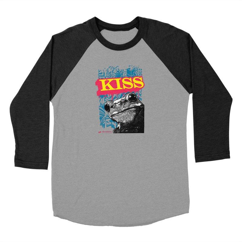 Kiss Men's Longsleeve T-Shirt by StudioDaboo's Artist Shop