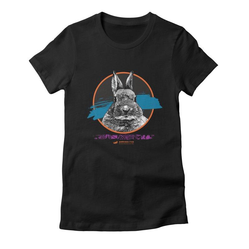Fury Women's T-Shirt by StudioDaboo's Artist Shop