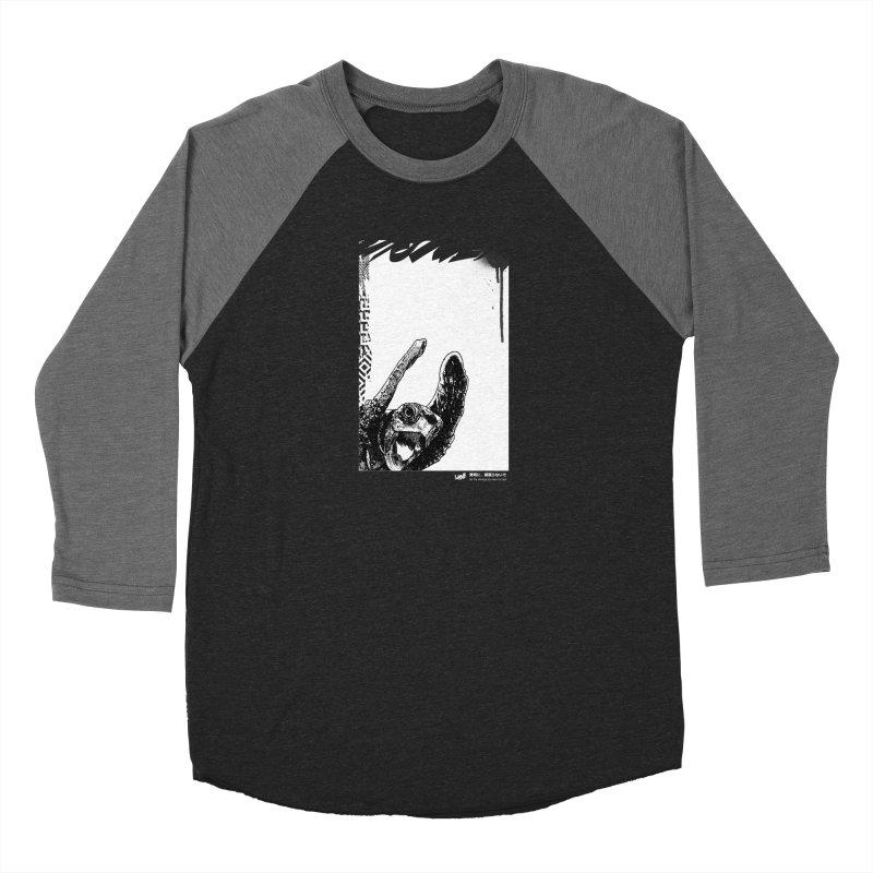 Turtle (Black&White) Men's Longsleeve T-Shirt by StudioDaboo's Artist Shop