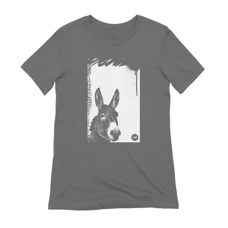 Fella Women's Extra Soft T-Shirt by StudioDaboo's Artist Shop