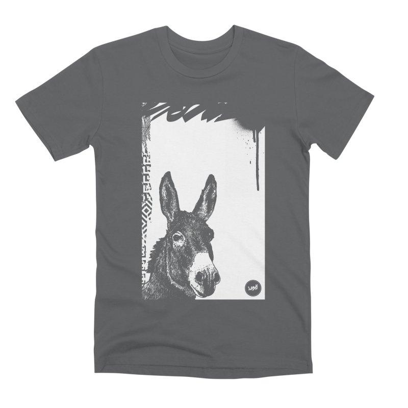 Fella Men's Premium T-Shirt by StudioDaboo's Artist Shop