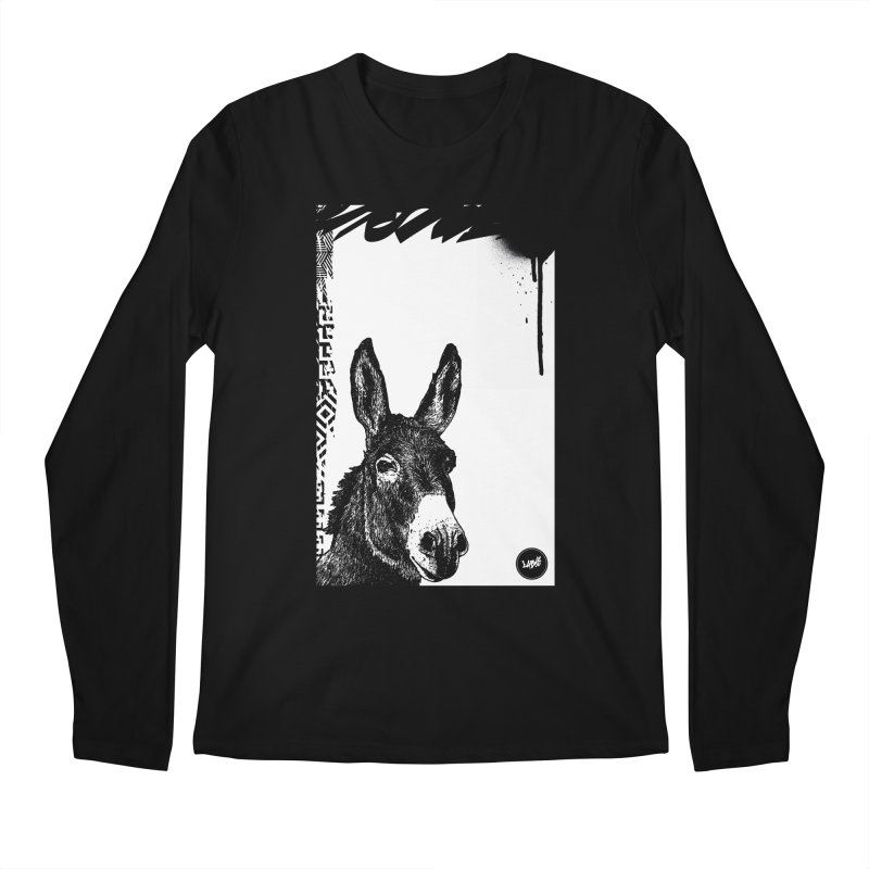 Fella Men's Regular Longsleeve T-Shirt by StudioDaboo's Artist Shop