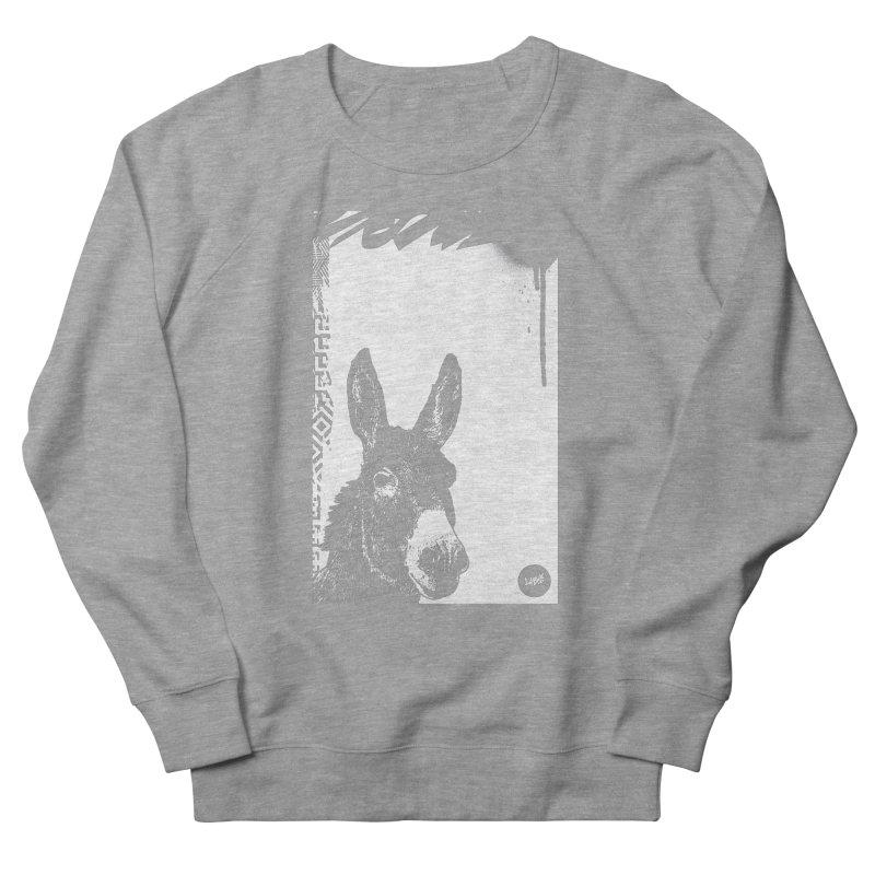 Fella Men's French Terry Sweatshirt by StudioDaboo's Artist Shop