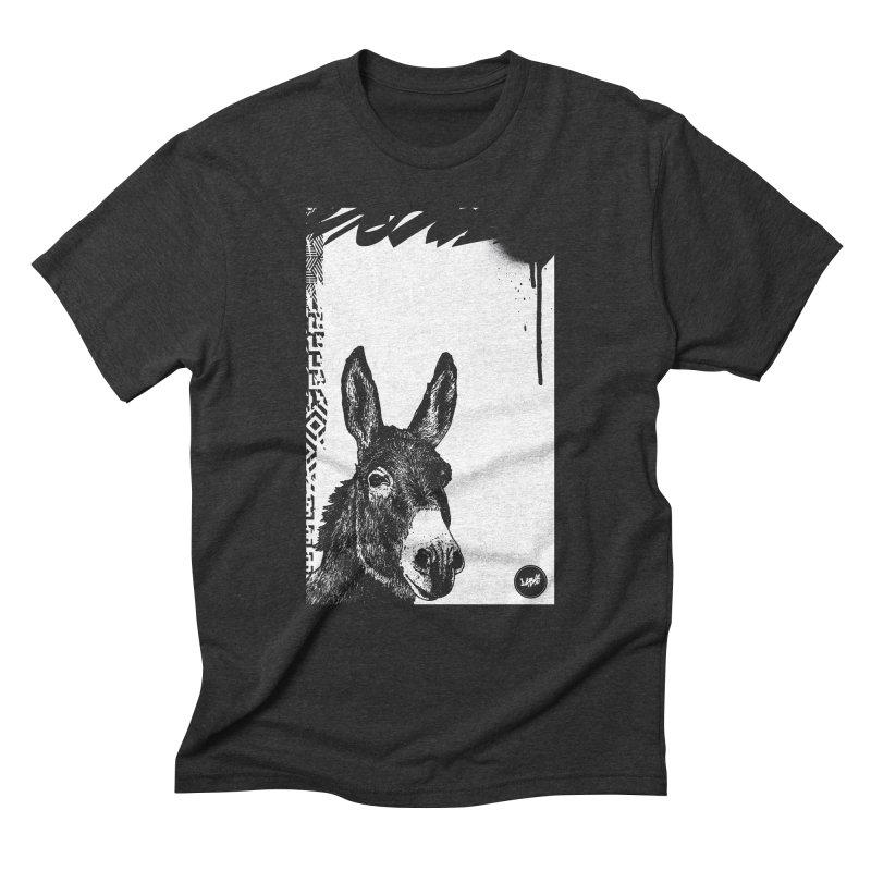 Fella Men's Triblend T-Shirt by StudioDaboo's Artist Shop